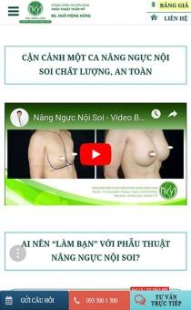 cách để ngực không bị chảy xệ