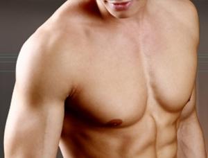 nâng ngực cho nam