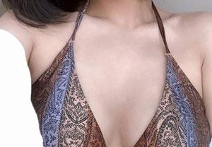 cách cải thiện ngực chảy xệ sau sinh