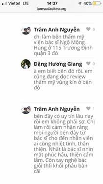 Bệnh viện thẩm mỹ Ngô Mộng Hùng trẻ hóa vùng kín có tốt không