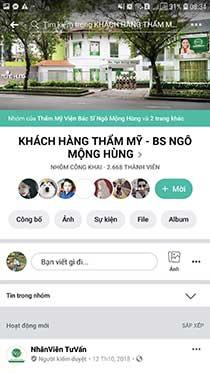 Tham my vien Ngo Mong Hung sua mui tet co tot khong
