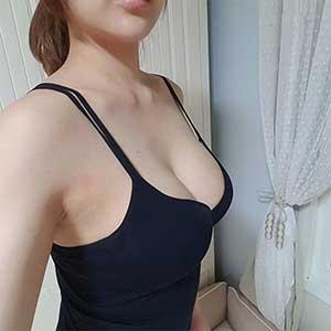 bí quyết để ngực không chảy xệ sau sinh