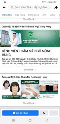 địa chỉ nâng ngực uy tín ở Sài Gòn
