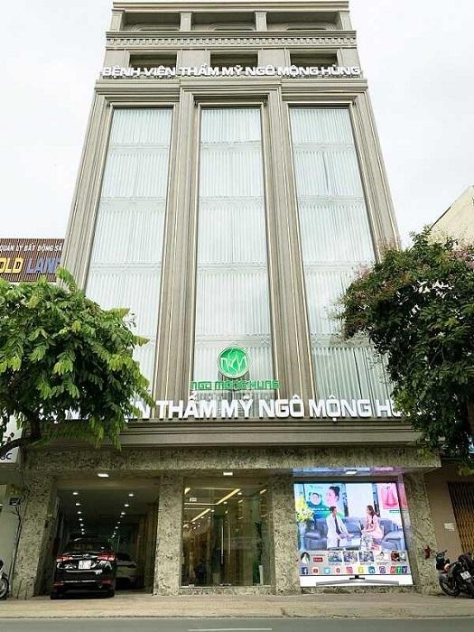 Nâng ngực nội soi ở Hà Giang